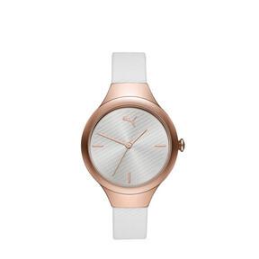 Contour White Watch