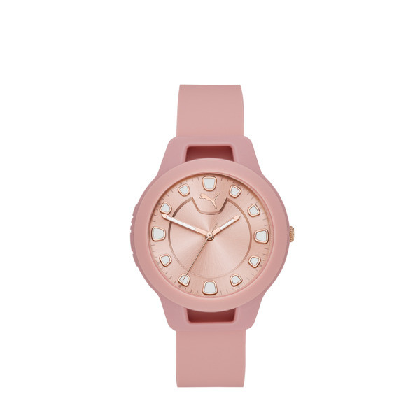 Reset Rose Gold Watch, Blush/Blush, large