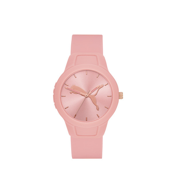 Reset Pink Watch, Blush/Blush, large
