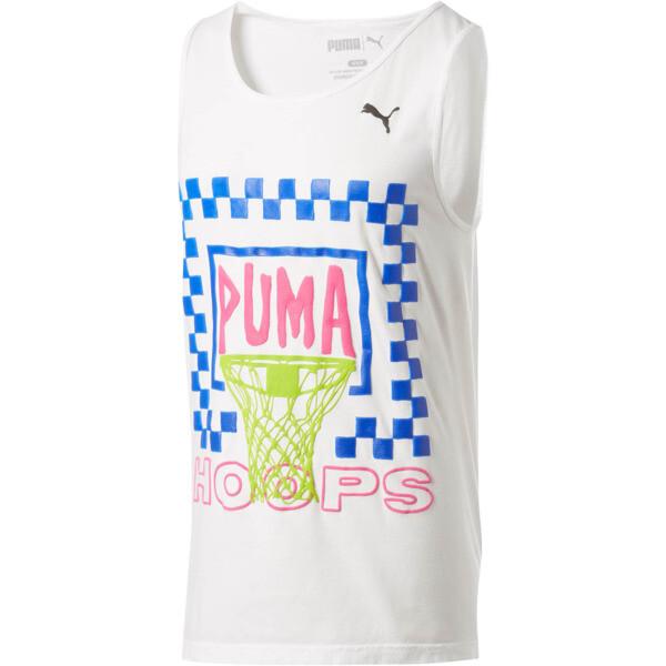 PUMA x CHINATOWN MARKET Summertime Tank, White, large