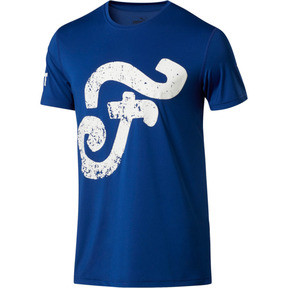 Thumbnail 1 of TBT Men's Tee, Blue, medium