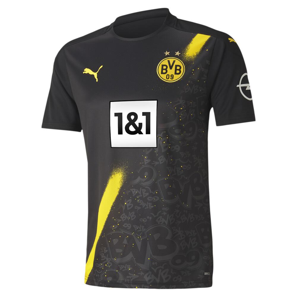 Image Puma BVB Men's Away Replica Jersey #1