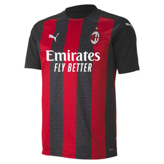 Image Puma AC Milan Men's Home Replica Jersey