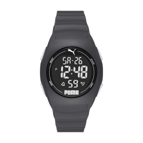 Puma 4 Digital Watch In Grey