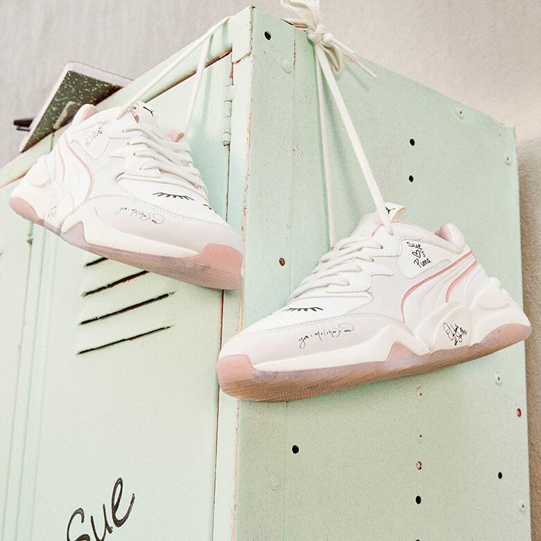 basket puma femme algerie