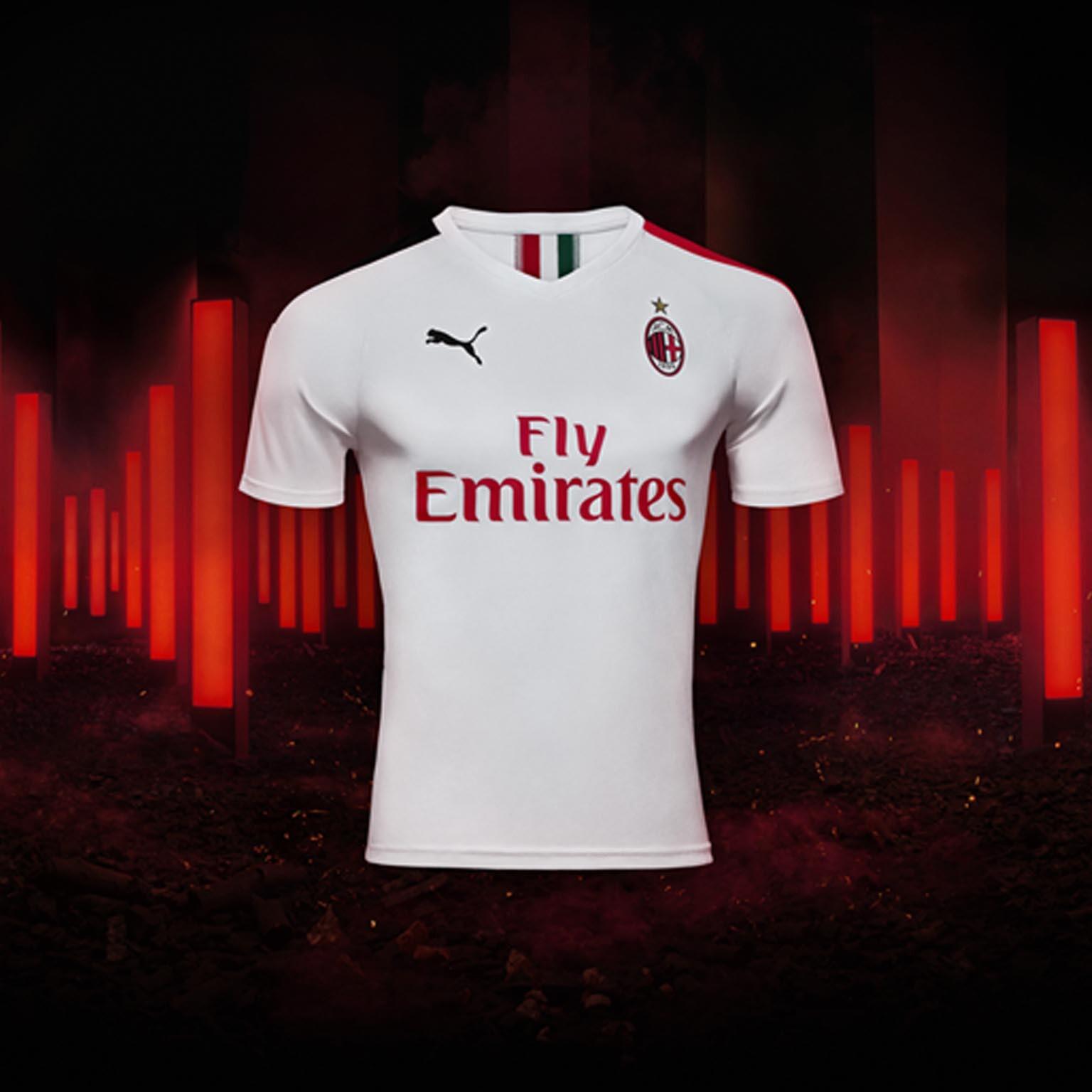 buy online ed486 d1736 AC Milan: A New Milan | AC Milan Kits, Jerseys, Shirts ...