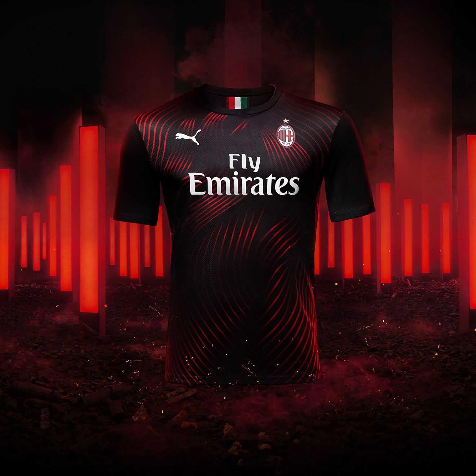 AC Milan: A New Milan | AC Milan Kits, Jerseys, Shirts, Fanwear | PUMA