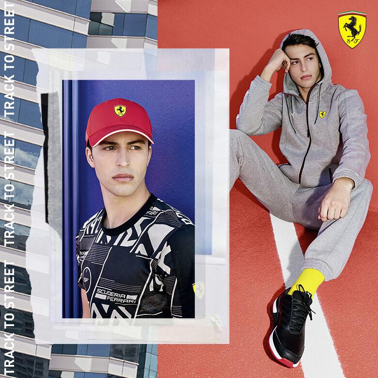 Scuderia X Scuderia FerrariMotorsport ChaussuresVêtementsEt Puma Puma X FerrariMotorsport EH2I9YWD