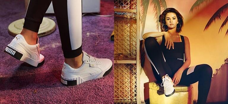 Cali indossate da Selena Gomez