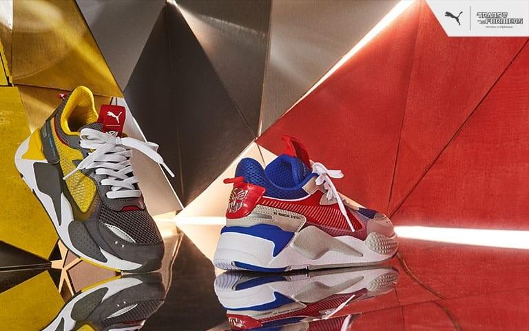 RS-X x Transformers