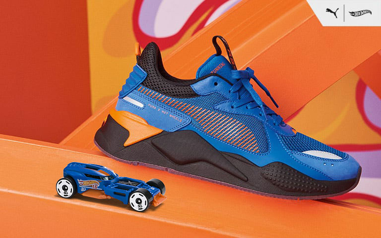 RS-X HOTWHEELS