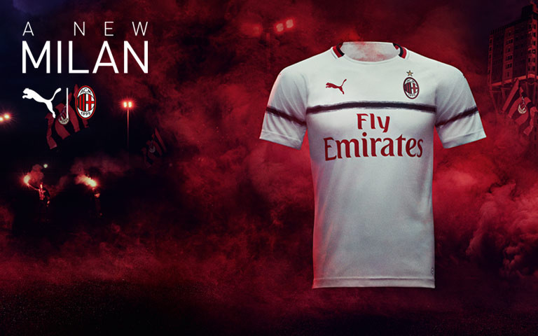 AC Milan Away 2018/19