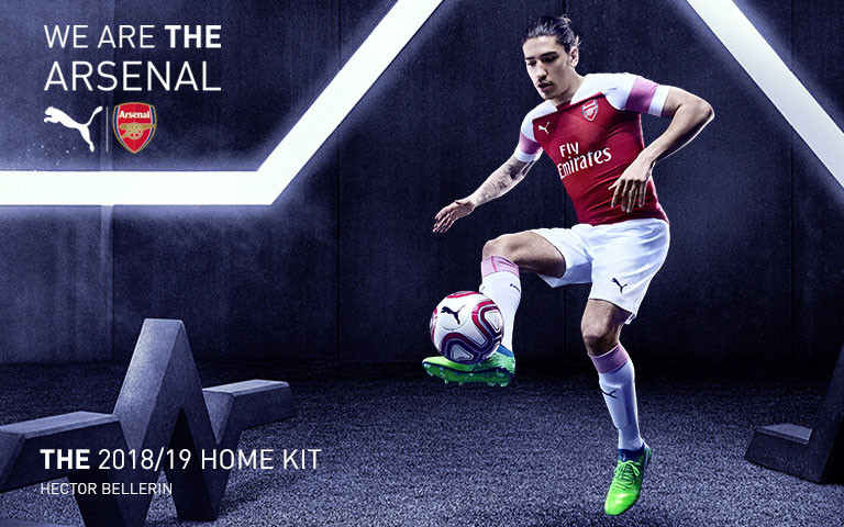 Arsenal 2017/18 | PUMA®