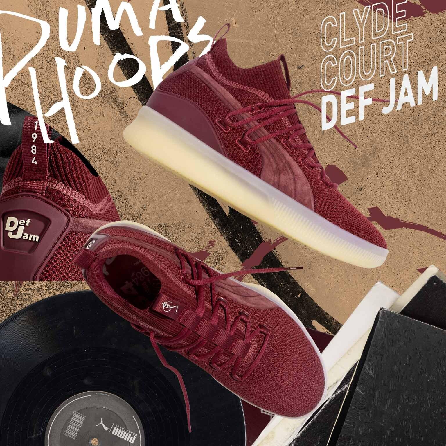 CLYDE COURT DEF JAM | PUMA®