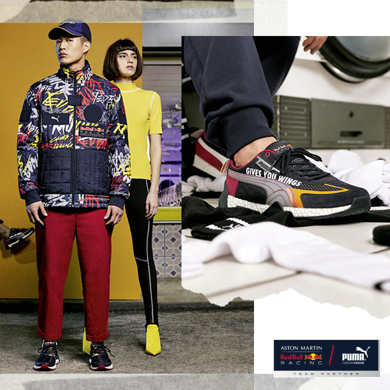 PUMA x Red Bull Racing | Motorsport Shoes, Apparel, and