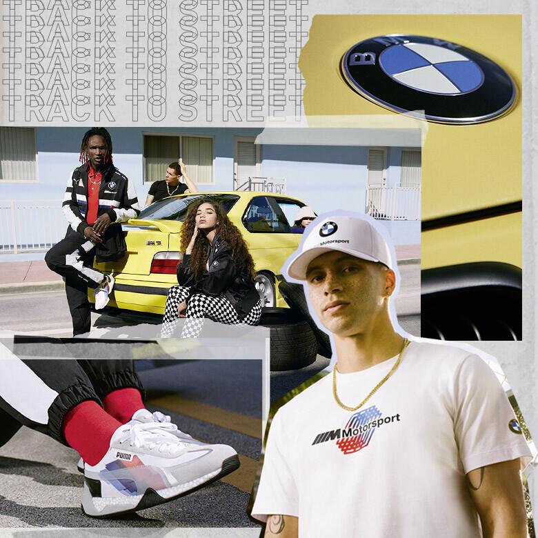 BMW | PUMAᴹᴰ