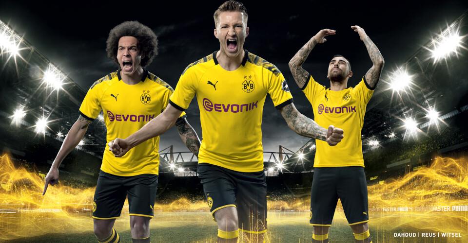 e87d2ff30 PUMA Borussia Dortmund