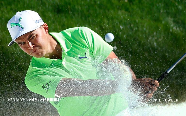 Golf Rickie Fowler