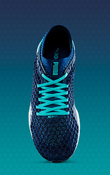 new style 482f2 3dbd9 PUMA NETFIT - Infinite Lacing Styles | Customized Lacing ...